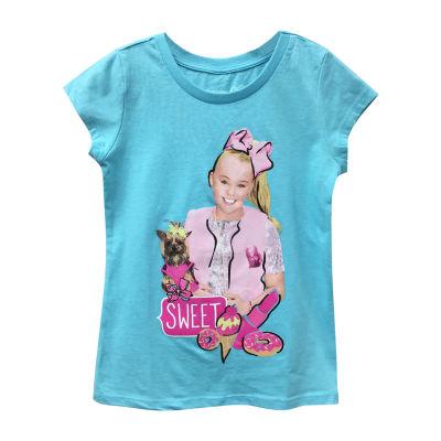 """Jojo """"Sweet"""" Graphic T-Shirt- Girls' 7-16"""