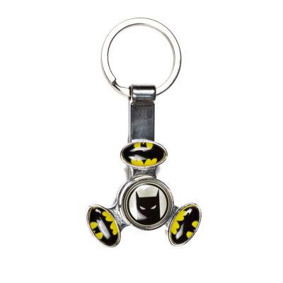 Batman Spinning Key Chain