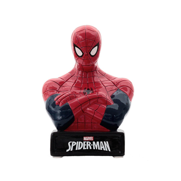 Spiderman Ceramic Bank