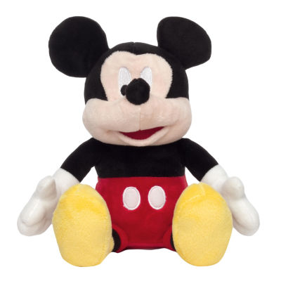 Mickey Mouse Plush Bank
