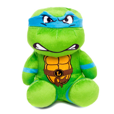 Teenage Mutant Ninja Plush Bank