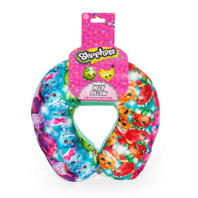 Shopkins Neck Pillow