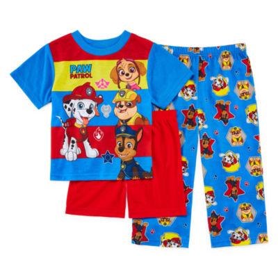 3-pc. Paw Patrol Pajama Set Boys