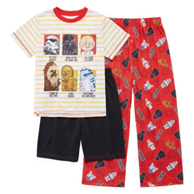 3-pc. Lego Star Wars Pajama Set Boys