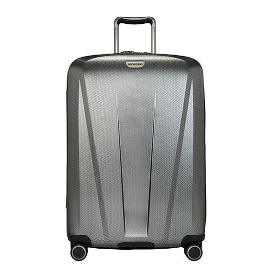 7b4b54b3c Ricardo Beverly Hills San Clemente 2.0 26 Inch Hardside Luggage - JCPenney
