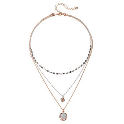 Mixit 28 Inch Chain Necklace