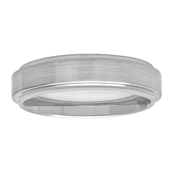 6MM Tungsten Wedding Band