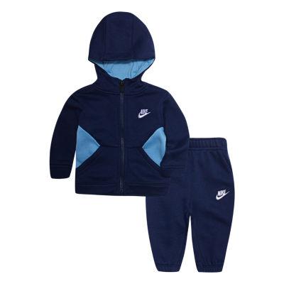 Nike Logo 2-pc. Pant Set Baby Boys