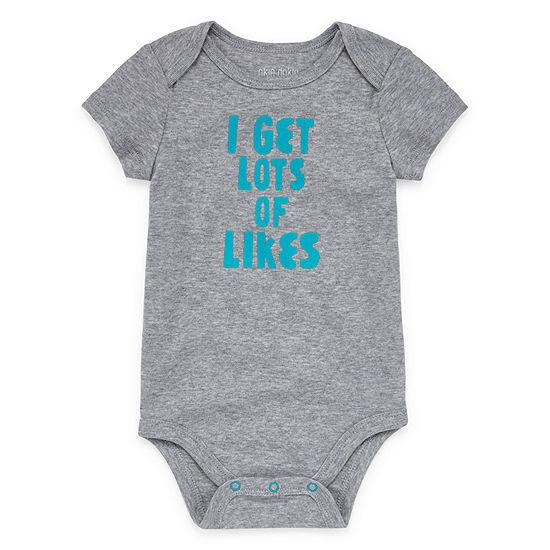 Okie Dokie Bodysuit-Baby Unisex