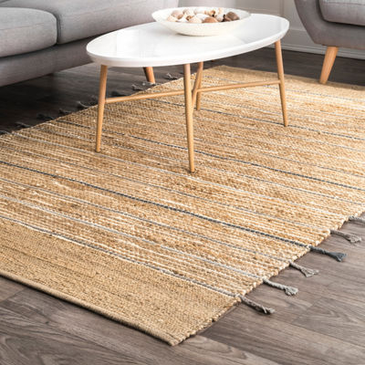 nuLoom Denise Loomed Area Rug