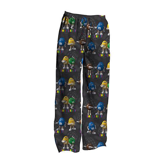 Mens Big Microfleece Pajama Pants