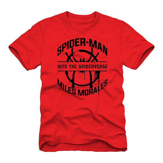 Spider-Man Spider-Verse Graphic Tee
