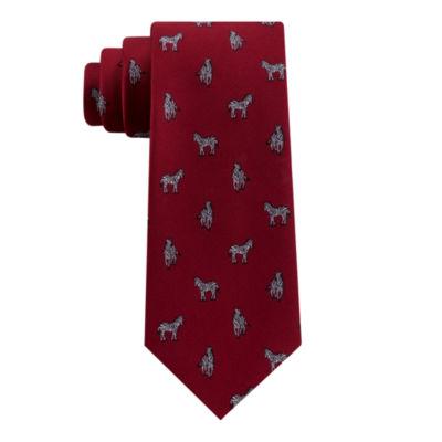 Stafford Zebra Tie