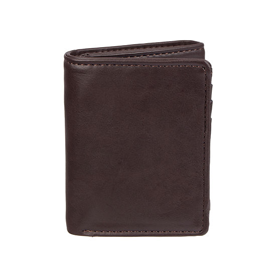 Exact Fit™ RFID Secure Stretch Trifold Wallet