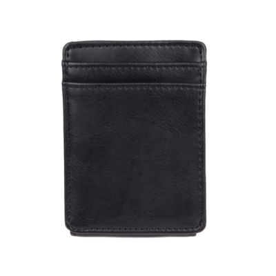 Exact Fit™ RFID Secure Stretch Wide-Magnetic Front Pocket Wallet