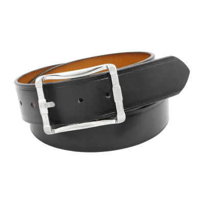 Stacy Adams® Fairmount 40MM Reversible Belt with Stylish Center Bar Buckle