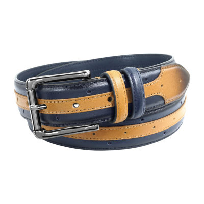 Stacy Adams® Drexler 33mm Patterned Belt