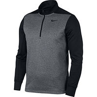JCPenney deals on Nike Mens Mock Neck Long Sleeve Quarter-Zip Pullover
