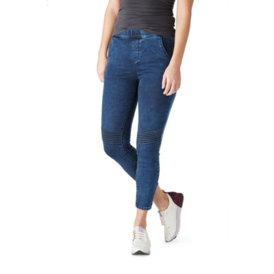 DENIZEN from Levi's High Rise Moto Jegging- Juniors