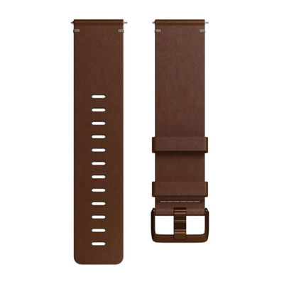 Fitbit Unisex Brown Watch Band-Fb166lbdbs