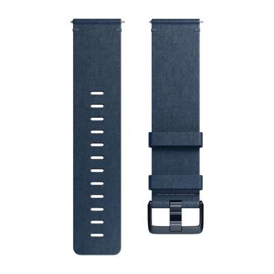 Fitbit Unisex Blue Watch Band-Fb166lbnvl