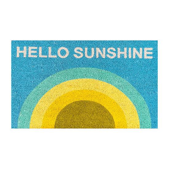 Novogratz By Momeni Aloha Sunshine Rectangular Indoor/Outdoor Rugs