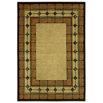 Bacova Guild St Chappel Rectangular Rugs