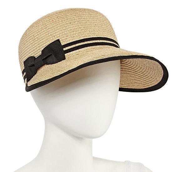 August Hat Co. Inc. Ribbon Trim Framer Hat