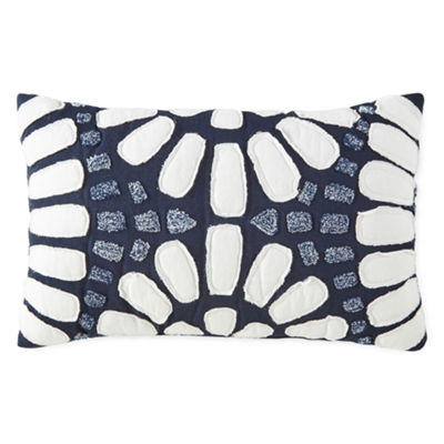JCPenney Home Lydia Rectangular Throw Pillow