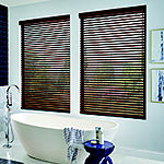 "Bali Corded Or Cordless 2"" Custom Faux Wood Blinds"