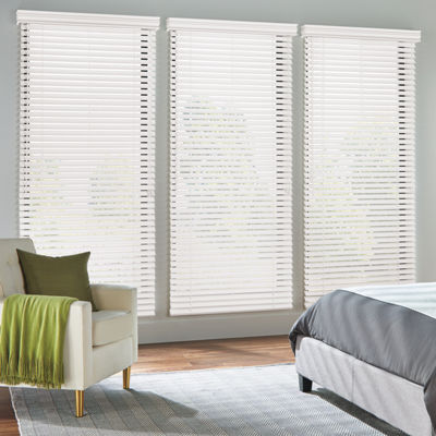 "Bali Northern Heights 2"" Custom Cordless Wood Blinds"