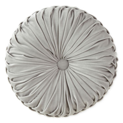 JCPenney Home Medallion Round Throw Pillow