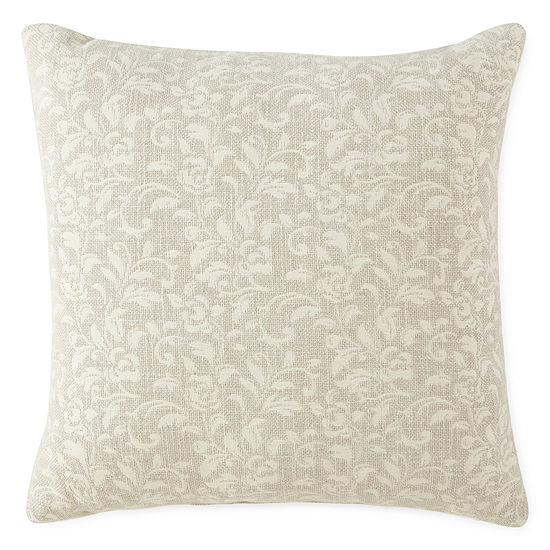 JCPenney Home Medallion Square Throw Pillow