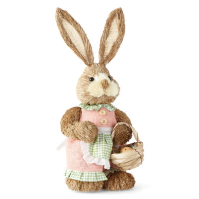 JCPenney Home Girl Easter Bunny