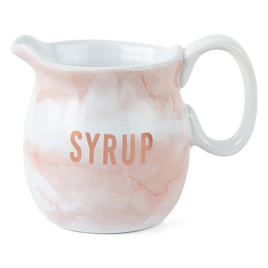 JCPenney Home Brunch Syrup Pitcher