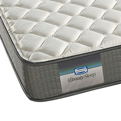 BeautySleep Abner Cay Firm Tight-Top Foam Mattress