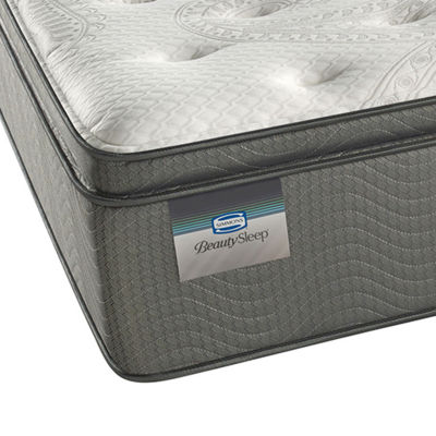 BeautySleep® Allegra Plush Pillow-Top Mattress