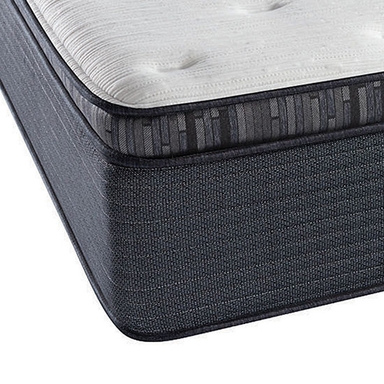 Beautyrest® Platinum Chambers Bridge Plush Pillow-Top - Mattress Only
