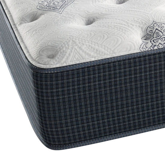 Beautyrest Silver® Snowhaven Plush - Mattress Only