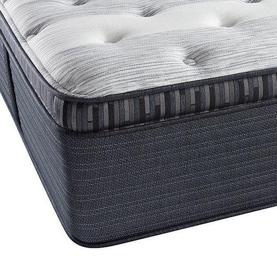 Beautyrest Platinum Fullerton Plush Pillow-Top Mattress