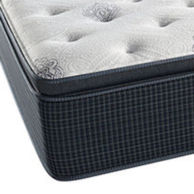 Beautyrest Silver® Snowhaven Pillowtop Luxury Firm - Mattress Only