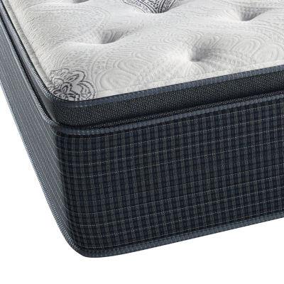Beautyrest Silver® Snowhaven Pillowtop Plush - Mattress Only