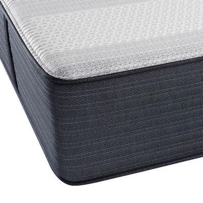 Simmons Beautyrest Beautyrest Platinum Ansley Plush Tight-Top Hybrid Mattress