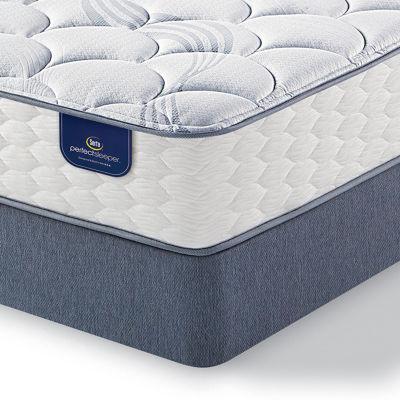 Serta® Perfect Sleeper® Blanchette Plush - Mattress + Box Spring
