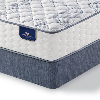 Serta® Perfect Sleeper® Select Linville Firm - Mattress + Box Spring