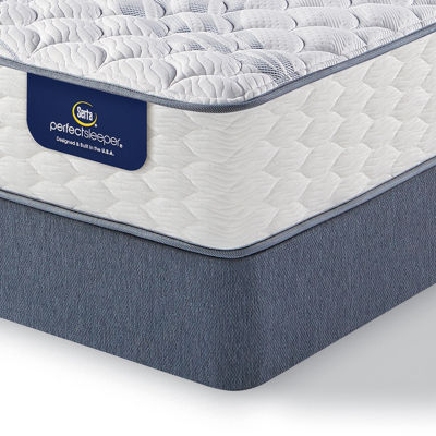 Serta® Perfect Sleeper® Elite Whitepond Firm - Mattress + Box Spring