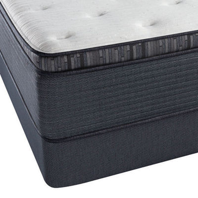 Simmons Beautyrest Platinum Chambers Bridge Luxury Firm Pillow Top