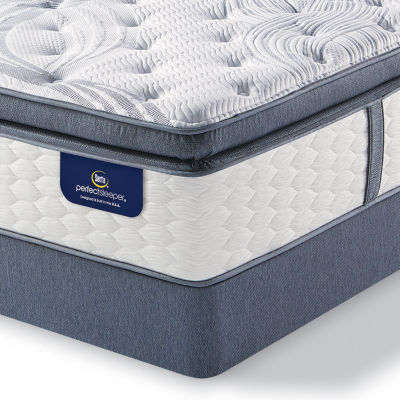 Serta® Perfect Sleeper® Elite Montcalm Super Pillowtop - Mattress + Box Spring