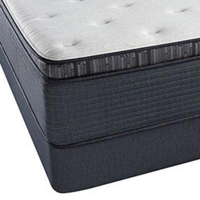 Beautyrest® Platinum® Chambers Bridge Plush Pillow-Top - Mattress + Box Spring