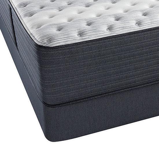 Beautyrest® Platinum® Fullerton Extra Firm Tight-Top - Mattress + Box Spring